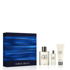 Acqua Di Giò eau de toilette 100 ml Gift Set