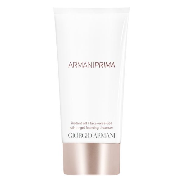Armani Prima Instant Off/Face – Eyes – Lips Cleanser - Detergente