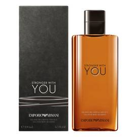 Emporio Armani Stronger With You Gel Doccia
