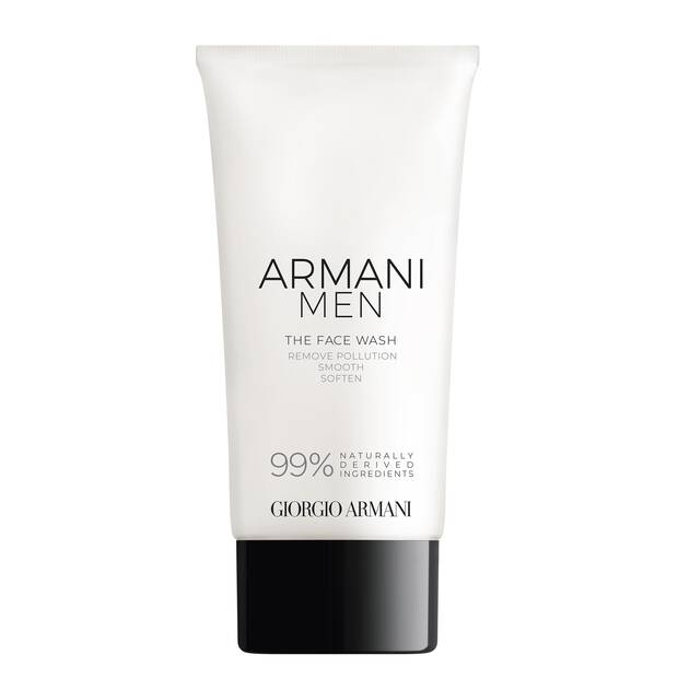 ARMANI MEN THE FACE WASH DETERGENTE QUOTIDIANO ANTINQUINAMENTO